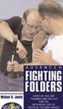 ADVANCED FIGHTING FOLDERS (video - VHS, NTSC/U.S. standard)