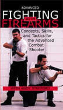 FIGHTING WITH FIREARMS (video - VHS, PAL/International standard)