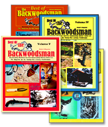 <b><font size=+1>Best of the Backwoodsman<br>Library</font></b>