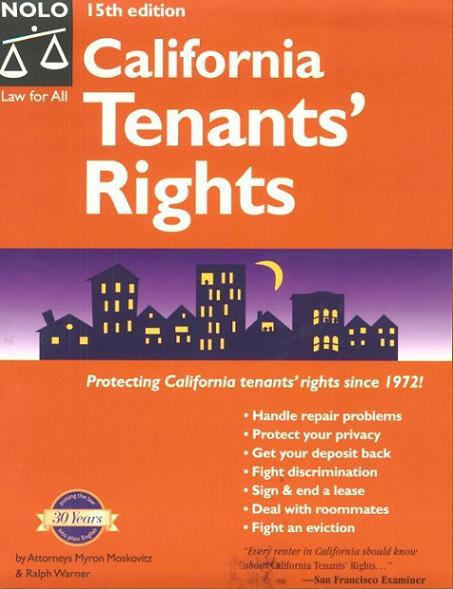 CALIFORNIA TENANTS - Housing Rights