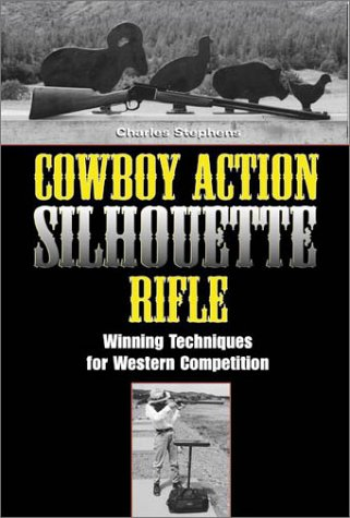 Cowboy Action Silhouette Rifle