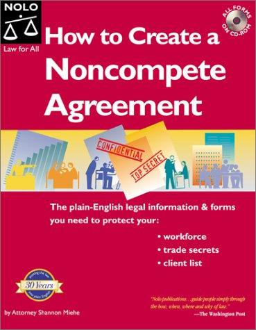 How to Create a Noncompete Agreement
