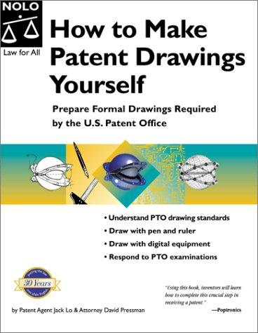 How to Make Patent Drawings Yourself: Prepare Formal Drawings
