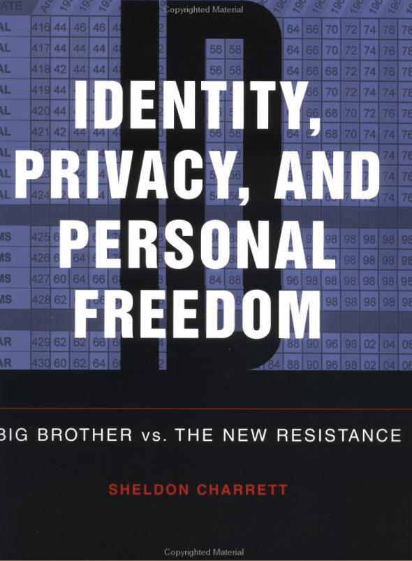 Identity, Privacy, & Personal Freedom
