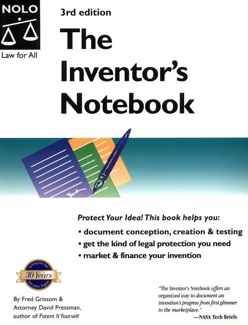 Inventor's Notebook, The
