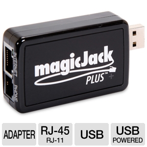 <b>MAGICJACK - INCLUDES NUMBER ASSIGNMENT, SETUP, & DELIVERY!</b