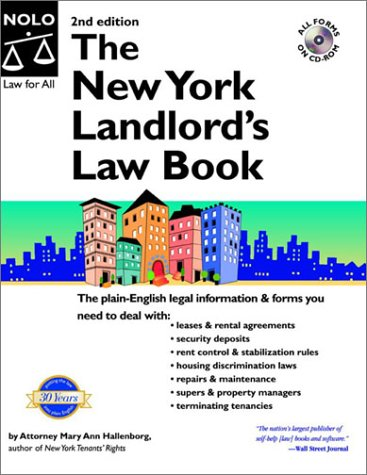 New York Landlord's Law Book, The