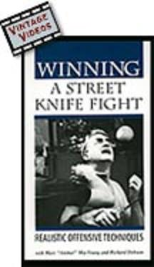 Winning a Street Knife Fight