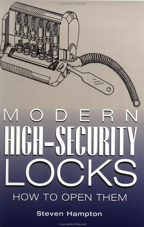 Modern High-Security Locks