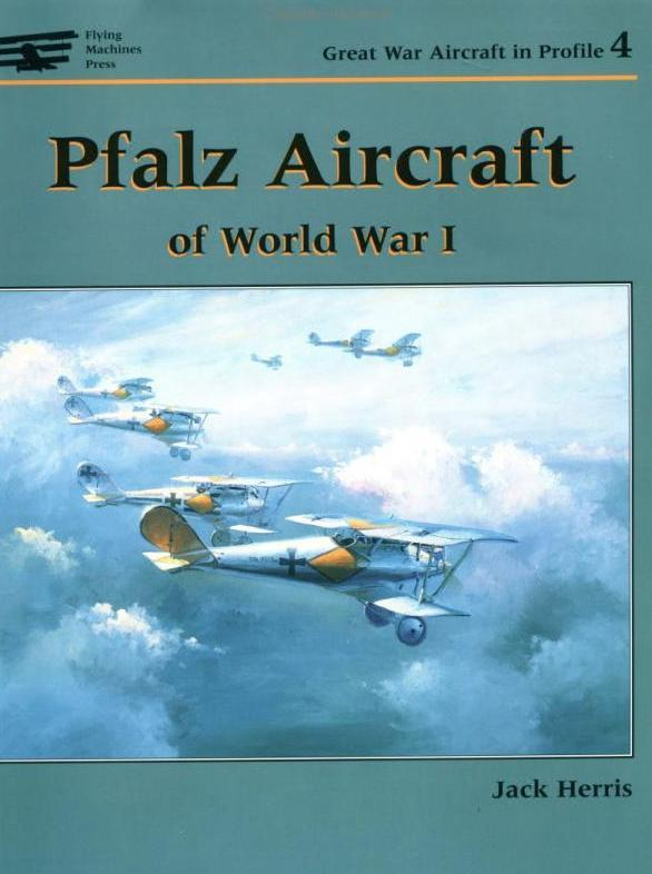 Pfalz Aircraft of World War I
