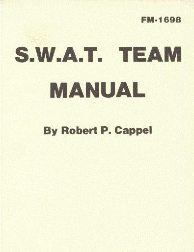 SWAT Team Manual