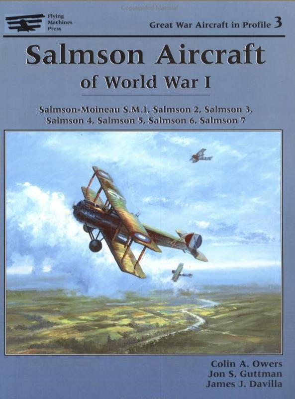 Salmson Aircraft of World War I
