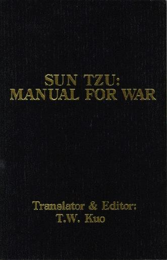 Sun Tzu's Manual for War