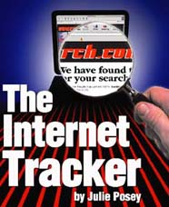 Internet Tracker (Book Only)
