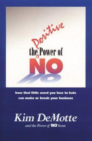 The Positive Power of NO