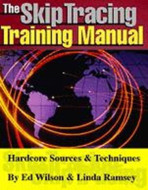 THE SKIP TRACING TRAINING MANUAL