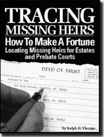 TRACING MISSING HEIRS