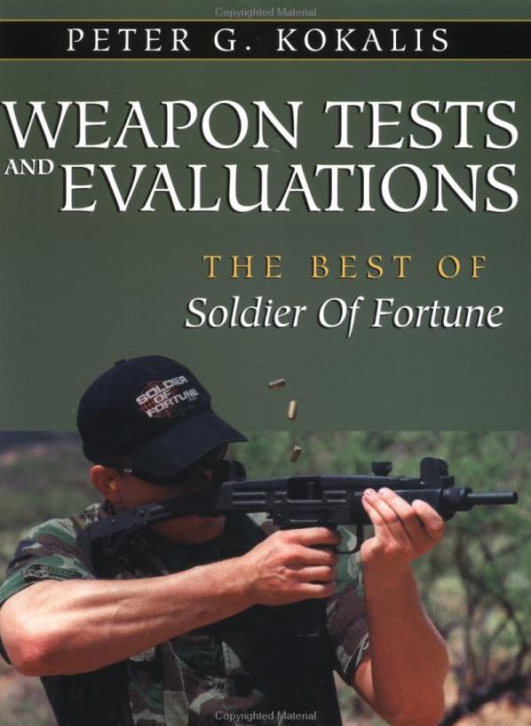 Weapon Tests and Evaluations