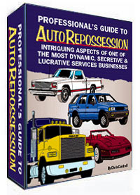 PROFESSIONAL\'S GUIDE TO AUTO REPOSSESSION