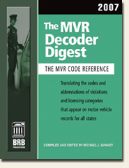 The MVR Decoder Digest 2007