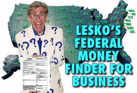 Federal Money Finders for Business
