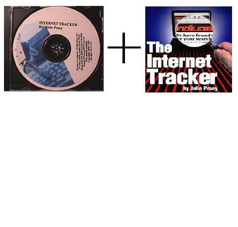 Internet Tracker (Book and CD-ROM)