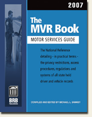 The MVR Book 2007