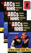 The ABCs of NHB Vol. 1, 2, 3