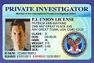 INTERNATIONAL PKG (Non-USA):<BR>PI Union License + Badge/Wallet
