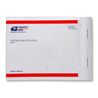 International Priority Flat Rate Envelope & Mailing