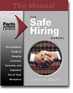 The Safe Hiring Manual