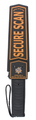 Secure Scan Metal Detector
