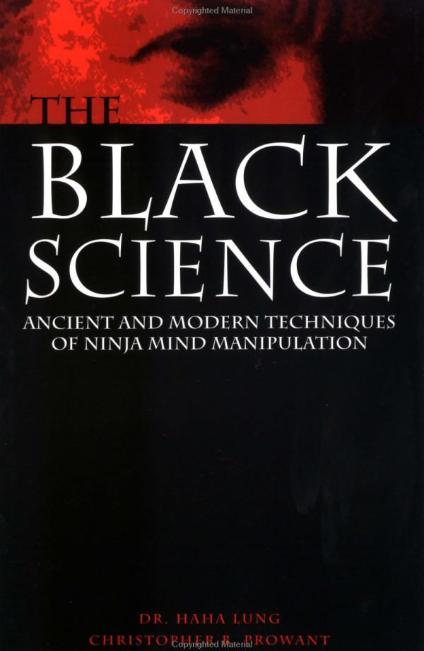BLACK SCIENCE, THE