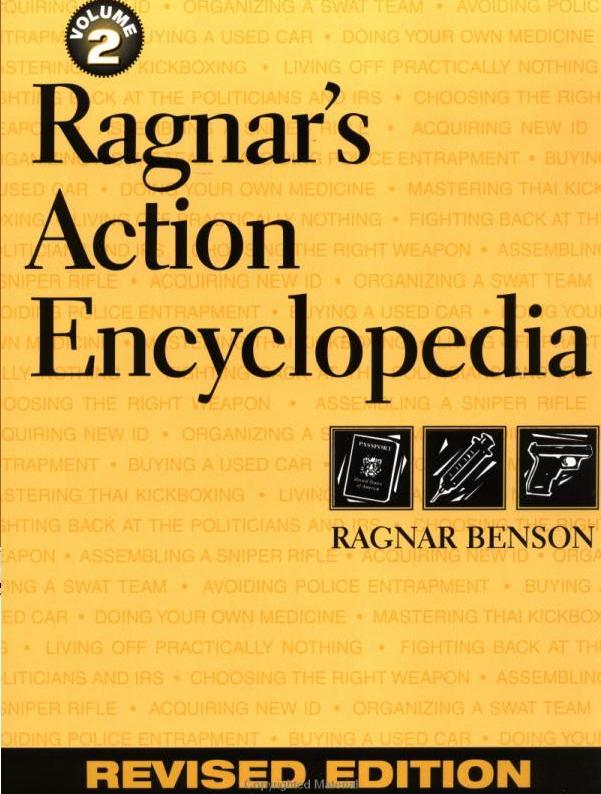 Ragnar's Action Encyclopedia, Vol. 2