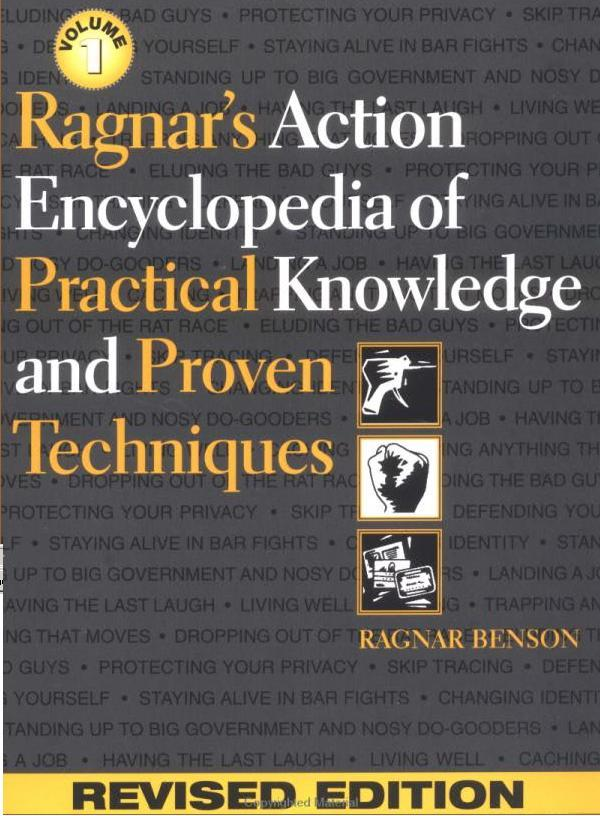 Ragnar's Action Encyclopedia, Vol. 1