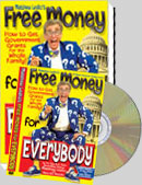 Free Money For Everybody: Book & DVD