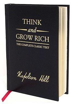 <b><font size=&quot;+1&quot;>THINK & GROW RICH - HARDBACK EDITION</font></