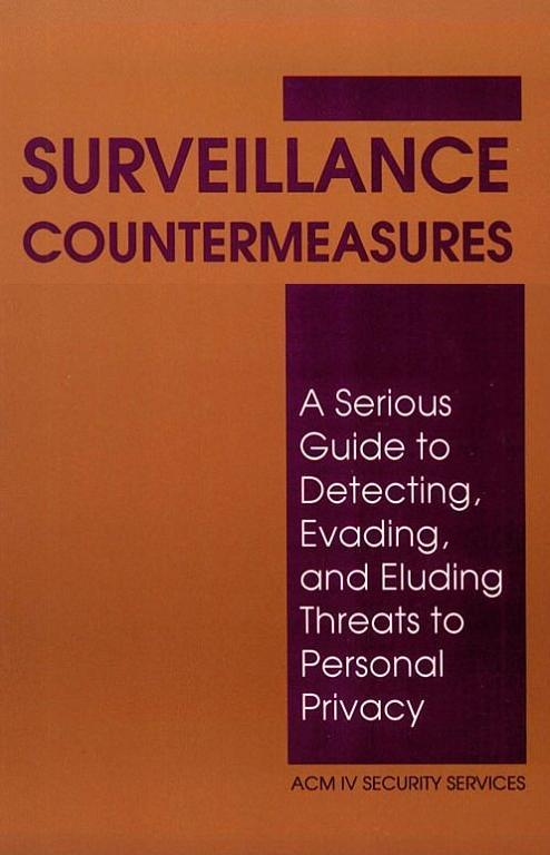 Surveillance Countermeasures
